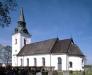 Frinnaryds kyrka. Foto: Åke Johansson.