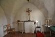 Medeltiden syns mera påtagligt i sakristian
