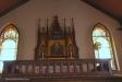 tidigare en del av den gamla altaruppsatsen