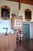 Sentida predikstol fick ersätta den gamla vackra från 1600-talet