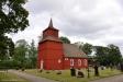 Kävsjö kyrka 25 juli 2017
