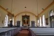 Del av äldre altaruppsats
