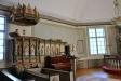 Predikstol från 1653 - sevärd!