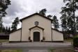 Gyllenfors kapell 25 juli 2017