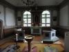 Dopfunt och altare.
