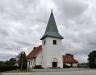 Smålandsstenars kyrka 25 juli 2017