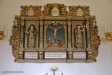Altartavla från den gamla kyrkan
