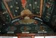 Kungliga monogram i taket