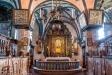 Koret med den vackra altaruppsatsen