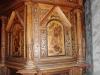 Predikstolen med sin vackra intarsia