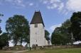 Kumlaby kyrka 7 augusti 2014