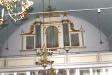 Altaret och den vackra kormosaiken av Bo Beskow från 1972.