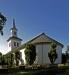 Månsarps kyrka den 12 aug 2012