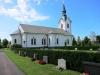 Kyrkan är byggd 1865 och invigdes 30/8 1868.