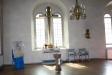 Predikstolen är utfärd under 1600-talet