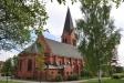 jämnårig med kyrkan