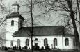 Forsheda kyrka byggd 1866