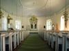 Rydaholms kyrka på 90-talet. Foto: Åke Johansson.