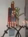 Ljusbärarens madonna skulpterad av Eva Spångberg