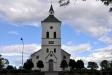 Hultsjö kyrka 4 juli 2017