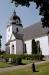 Alseda gustavianska kyrka.Foto:Bernt Fransson