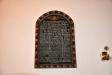 Grunden ti Detta HERrans Tempel lades Den 10 Junii 1766
