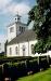 Skede kyrka med galleriinspirerade ljudöppningar.Foto:Bernt Fransson