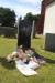 F.O. och Matilda Anderssons grav