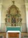 Orgeln med Wisteniusfasaden från 1759. Foto:Bertil Mattsson