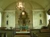 Den rikt snidade predikstolen från 1698