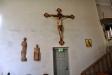 Figurer från ett  gammalt altarskåp