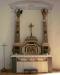 Altaruppsatsen. Foto:Bernt Fransson