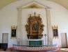 Gåva till Nottebäcks kyrka från konung Carl IVX Johan