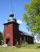 Fröseke kapell i Älghults församling.Foto: Bernt Fransson