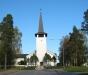 En vacker kyrka för att vara från mitten av 1960-talet. Foto:Bernt Fransson