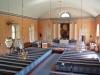 Kyrkorummet från orgelläktaren.
