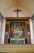 Altartavla från 1892 målad av Ludvig Frid