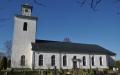 En väldigt stor kyrka.