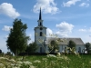 Sjösås nya kyrka .Invigd 1865.Foto:Bernt Fransson