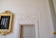 Altartavlan är en kopia av Kalmar domkyrkas dito