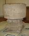 •Dopfunt daterad till 1100-talet med reliefer av fabeldjur .Njudungsgruppen.