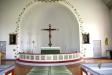 Koret och altaret.