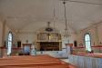 Annorlunda form på altaruppsatsen