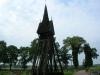 Kläckeberga kyrkas klockstapel