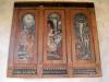 Kyrkans äldsta altarprydnad