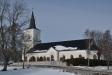 En rejäl kyrka.