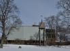 På Sankta Birgittas kyrka vakar kyrktuppen