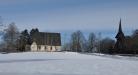Ett kapell som sover sin vintersömn.