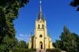 Oskarshamns kyrka juli 2013