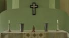 Altaret med två händer